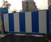 Откатные консольные автоматические ворота Ryterna